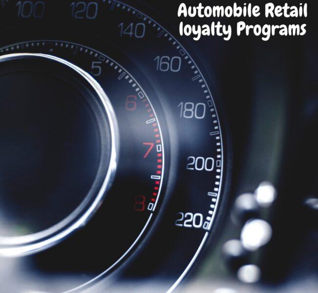 Automobile Retail loyalty