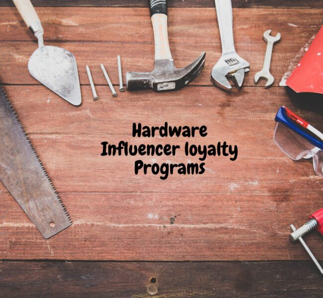 Hardware Influencer Loyalty