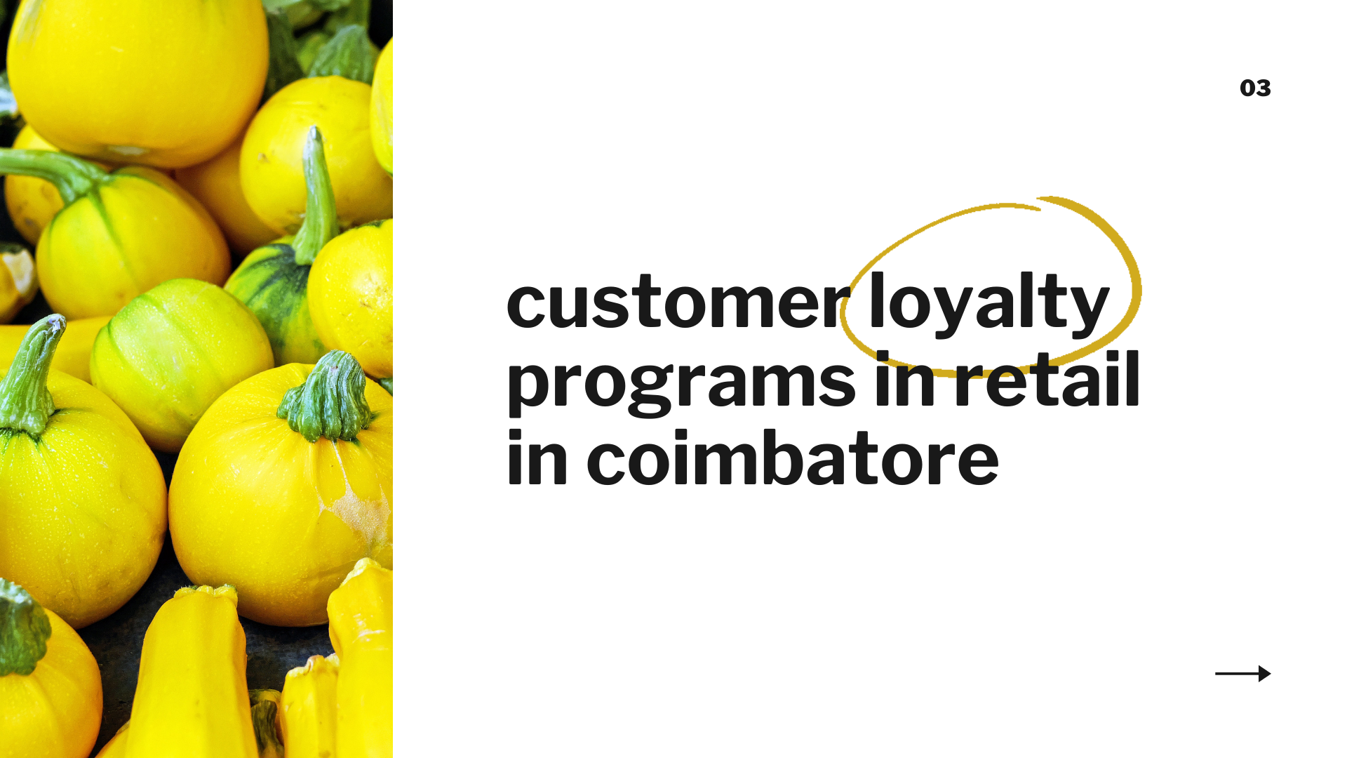 customer loyalty programs in retail in coimbatore