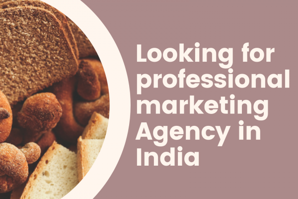 Looking for professional marketing Agency in India