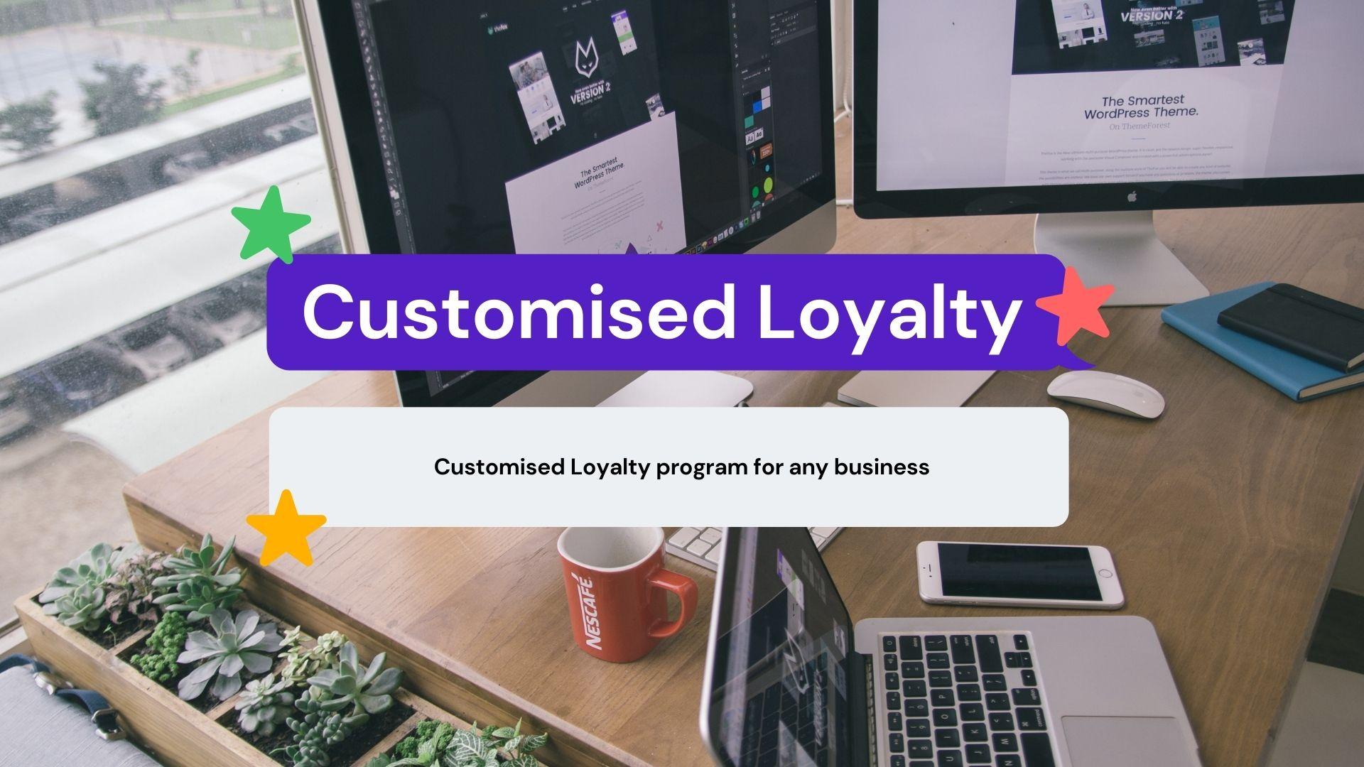 Customised Loyalty program by CXBOX