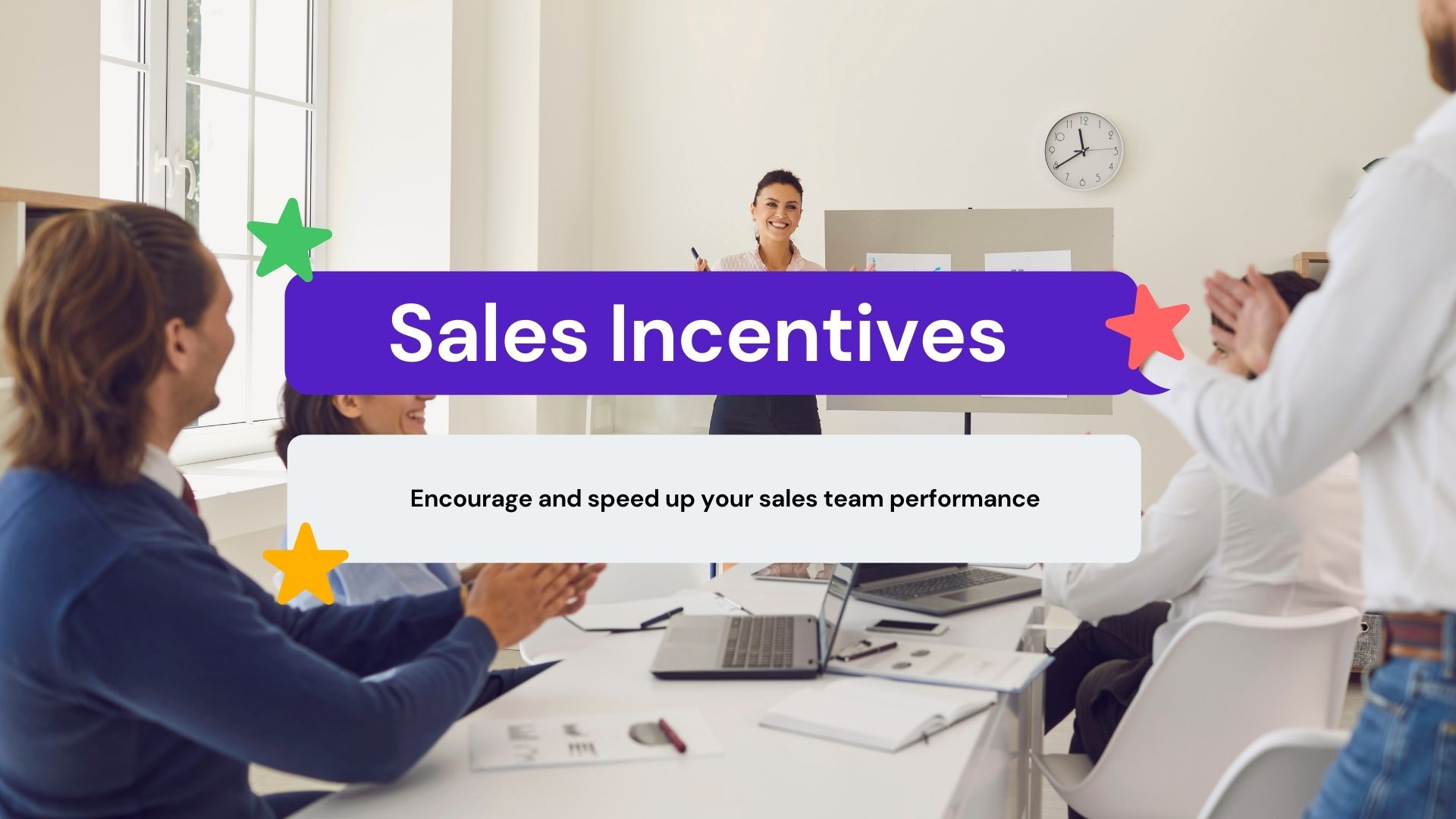 incentive plan for sales team